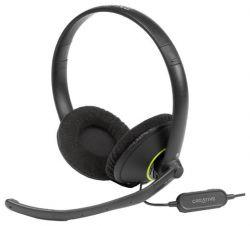 headphone creative hs-450+microphone