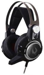headphone a4 bloody m425 black+microphone