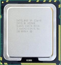 discount serverparts cpu s-1366 xeon e5640 used