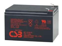 ups battery csb gp12120 f2 12v 12ah