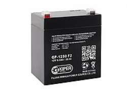 ups battery kiper gp-1250 12v 5ah